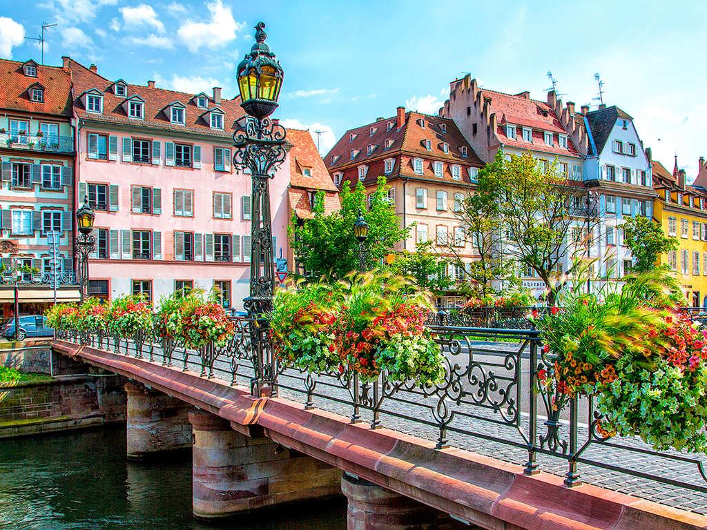 Séjour Alsace - Escapade à quelques pas du centre de Strasbourg  - 4*