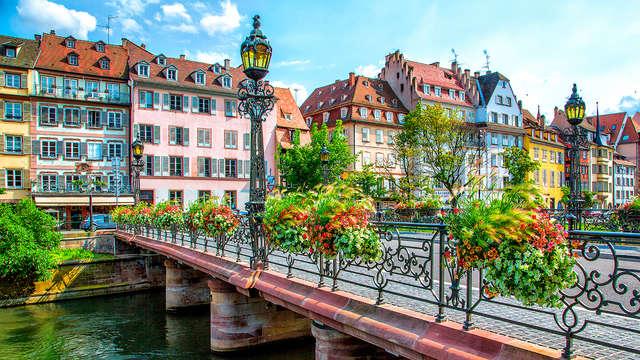 Escapade à quelques pas du centre de Strasbourg