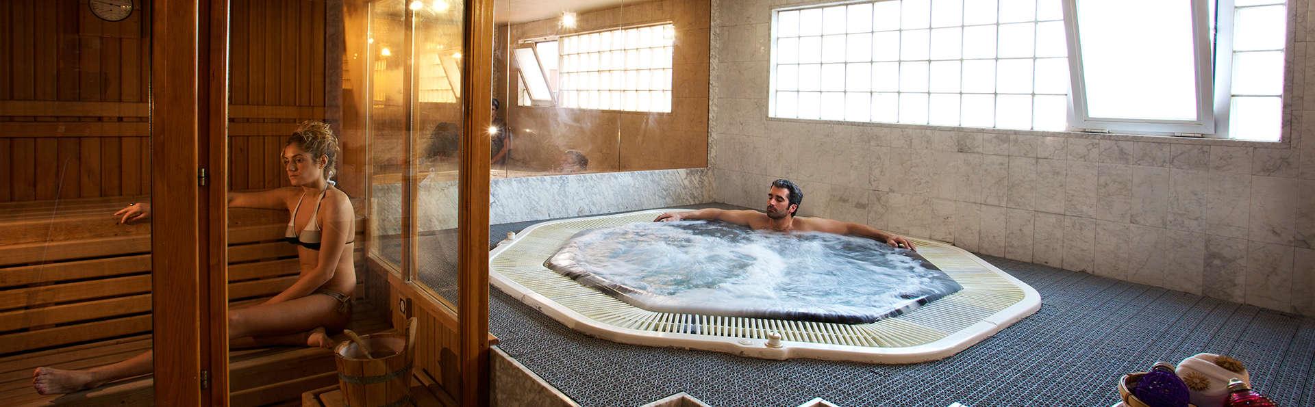 Relax en pareja con Spa privado cerca de Sitges
