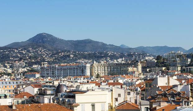 Estancia cerca de Niza