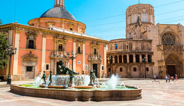 Offre détente : relaxation et gastronomie près de Valence