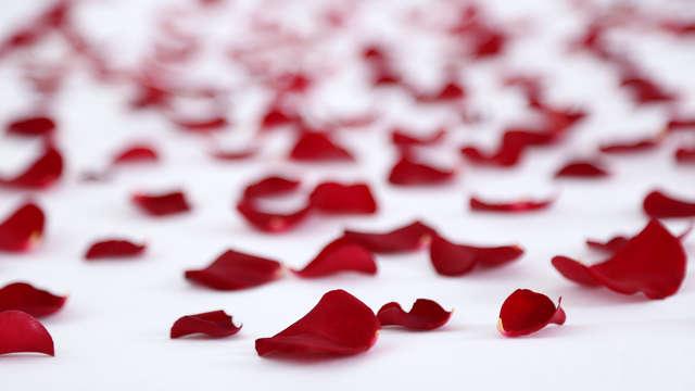 Ambiance romantique