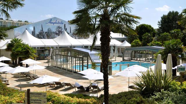 Westotel Nantes Atlantique - piscine couverte westotel