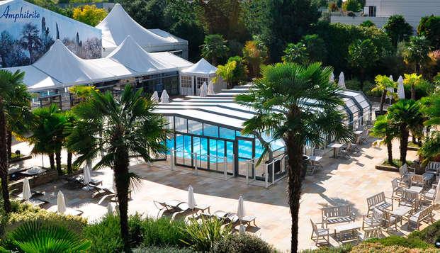 Westotel Nantes Atlantique - piscine-couverte