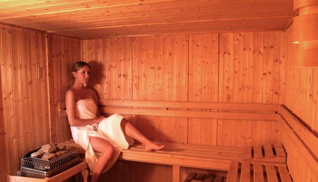 Westotel Nantes Atlantique - sauna