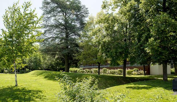 Relais de la Malmaison - Garden