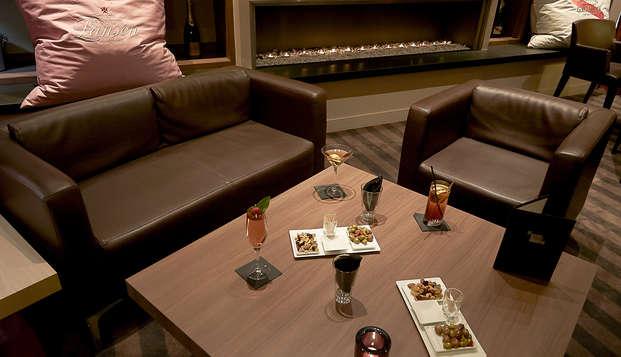 Relais de la Malmaison - Lounge