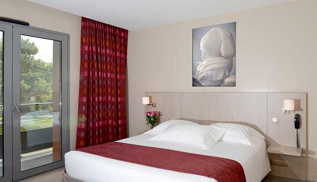 Weekend dans un hôtel 4* aux portes de Paris