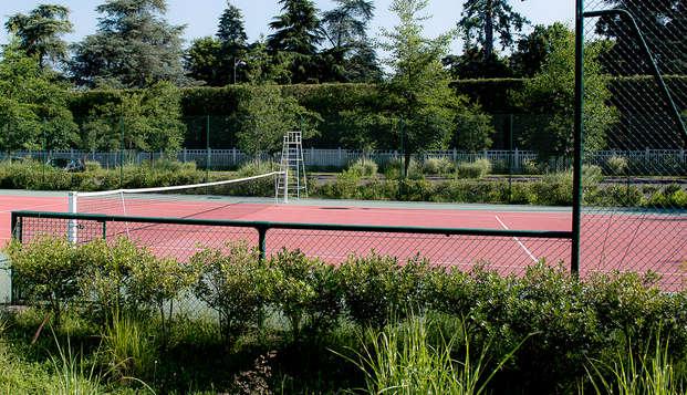 Relais de la Malmaison - Tennis