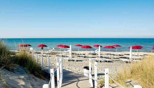 Vacanze in Salento: ad Acaya in resort in mezza pensione e SPA inclusa!