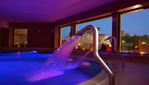 Offerta early booking: Tre notti in Puglia in mezza pensione con spa inclusa