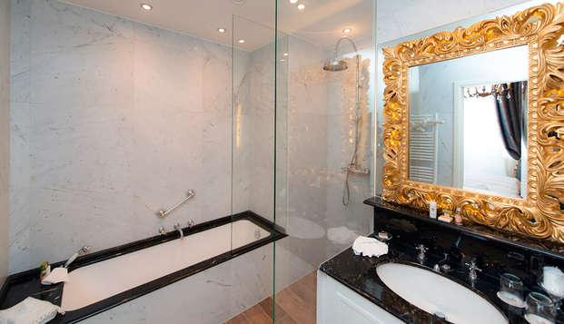 Relais Chateaux Hotel Heritage - bath