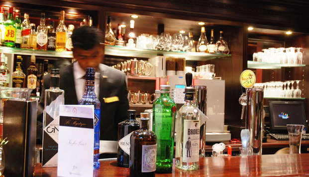 Relais Chateaux Hotel Heritage - bar
