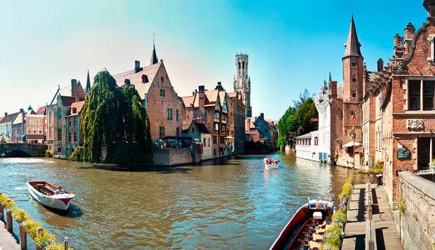 Balade en bateau dans la Venise du Nord