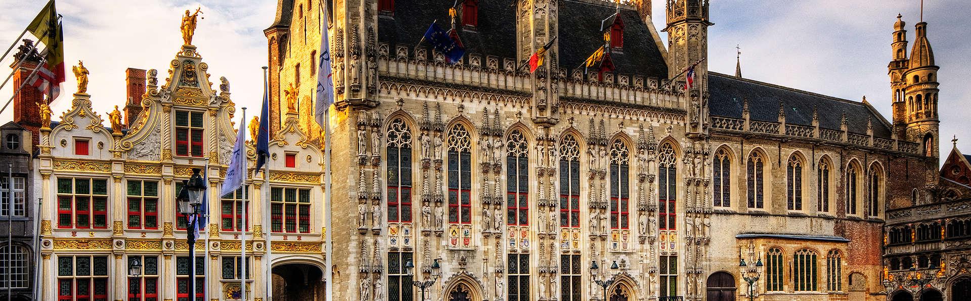 Découvrez Bruges dans un hôtel de luxe (à partir de 2 nuits)