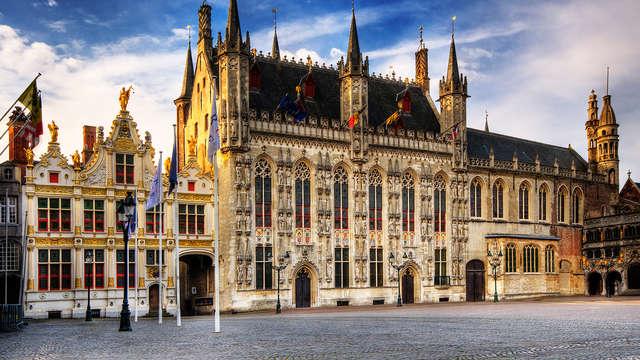 Alla scoperta di Bruges in un hotel di lusso (da 2 notti)