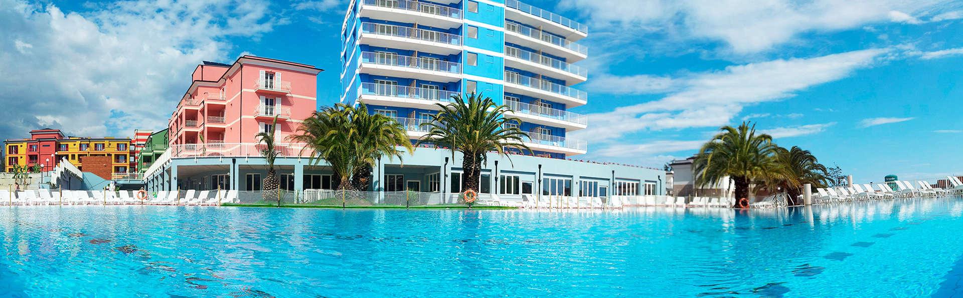 Bien-être sur la côte de Ligurie : séjour relax avec accès au spa