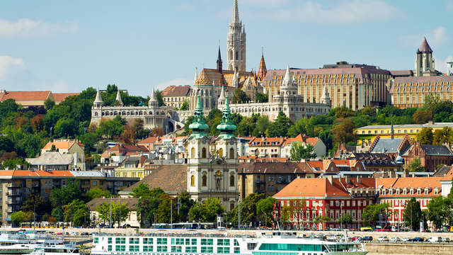 Cultura, arte y diseño en Budapest (desde 2 noches)