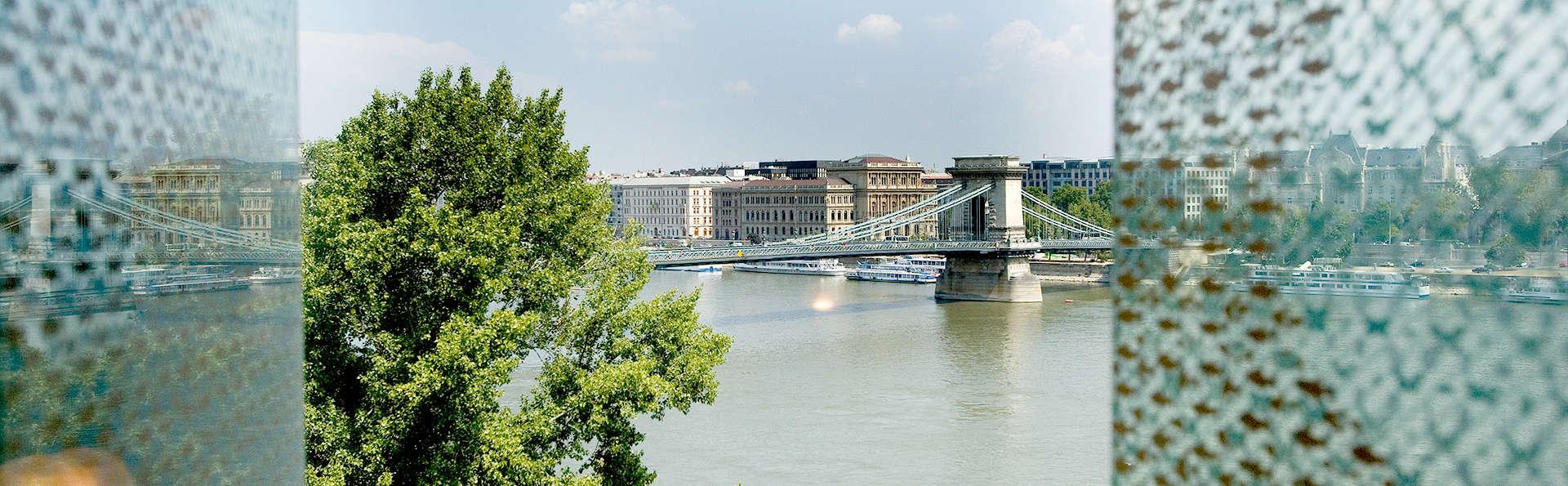 Ontdek Boedapest met een prachtig uitzicht over de Donau