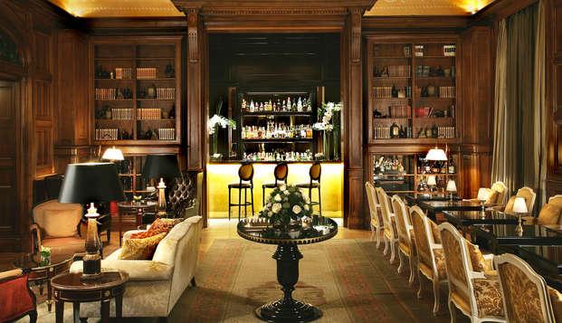 Tiara Chateau Hotel Mont Royal Chantilly - bar