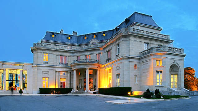 Tiara Chateau Hotel Mont Royal Chantilly