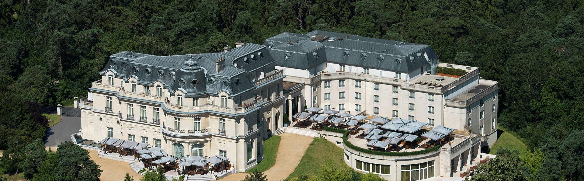 Luxe et bien-être dans un château près de Chantilly