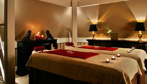 Tiara Chateau Hotel Mont Royal Chantilly - massage