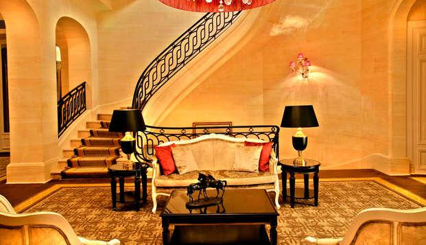 Tiara Chateau Hotel Mont Royal Chantilly - lobby