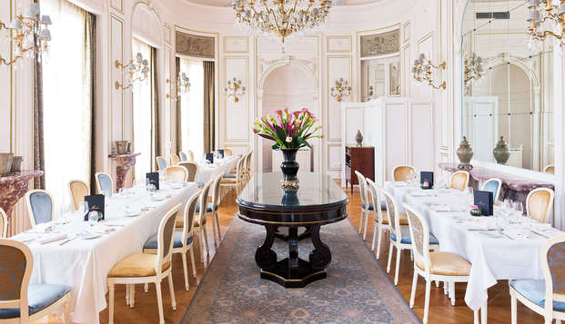 Tiara Chateau Hotel Mont Royal Chantilly - restaurant