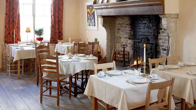 Hotel Adornes - Restaurant