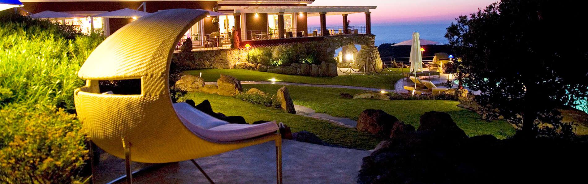 Séjour de rêve dans un bel hôtel en Sardaigne !