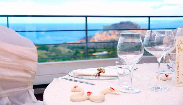 Tres noches en un hermoso hotel de Cerdeña