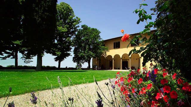 Eenvoud en schoonheid: verwennerij in de groene heuvels van Chianti