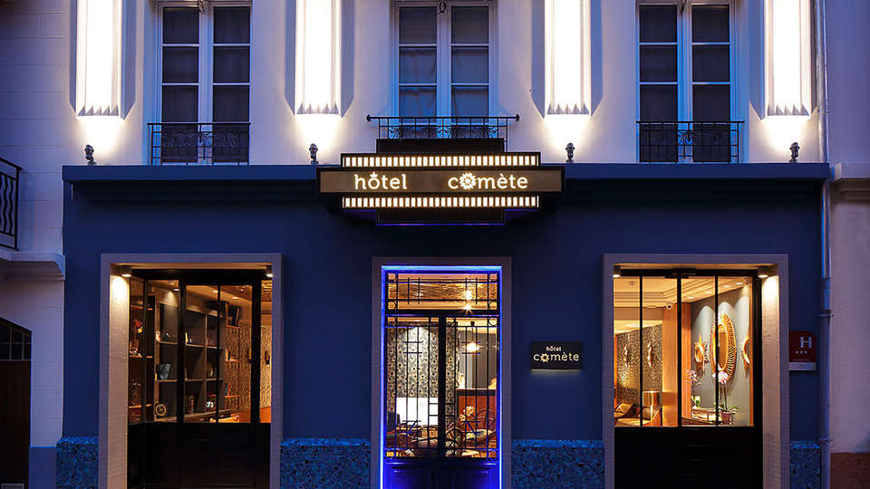 Hôtel Comète Paris - Edit_Front.jpg