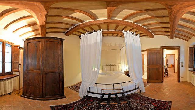 Soggiorno in Junior Suite nella magia di Perugia