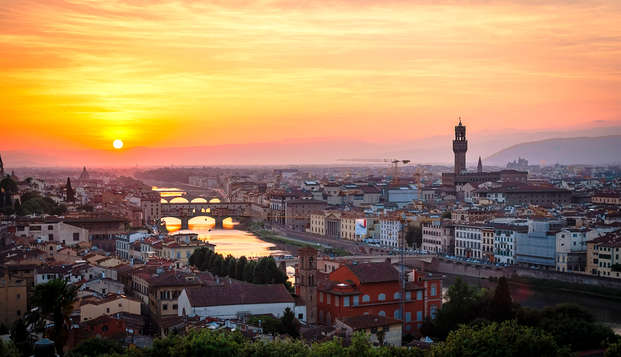 Disfruta de la magia única de Florencia