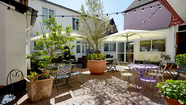 The Originals Boutique Hotel La Colonne de Bronze Saint-Valery-sur-Somme Inter-Hotel