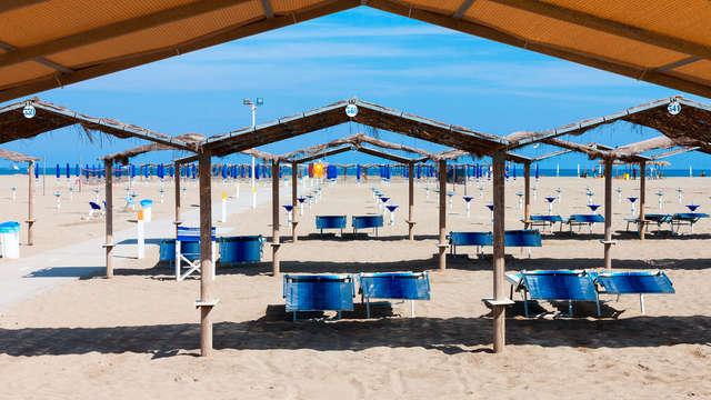 Weekend in famiglia sulla costa Adriatica