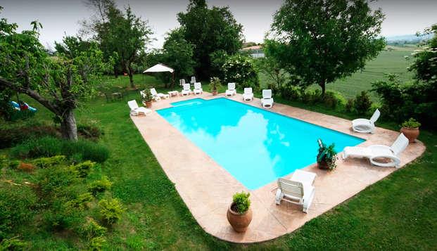 Weekend di relax in suggestiva dimora storica nel Monferrato!