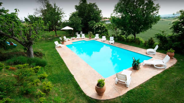 Weekend di relax in suggestiva dimora storica nel Monferrato!