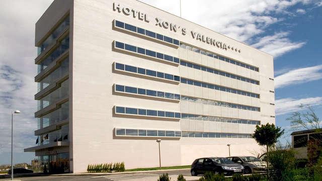 Hotel Xon s Valencia - front