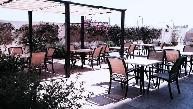 Hotel Xon s Valencia - terrace