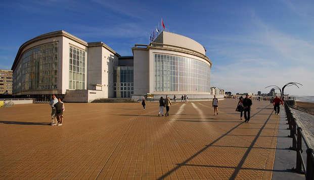 Séjournez dans la magnifique ville d'Ostende