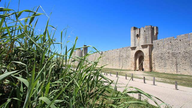 Week-end en Petite Camargue et découverte des remparts d'Aigues-Mortes