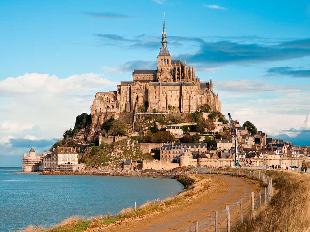 Séjour Bretagne - Découvrez l'Abbaye du Mont Saint-Michel le temps d'une escapade à deux!  - 3*