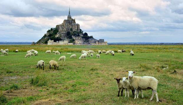 Découvrez Rennes et l'Abbaye du Mont-St-Michel le temps d'un week-end