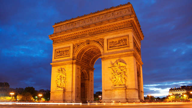 1 Visite de l'Arc de Triomphe
