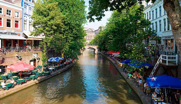 Luxe et détente à Utrecht (à partir de 2 nuits)