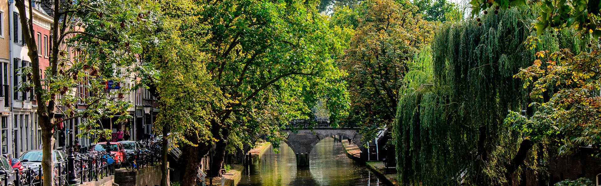 Lujo y relax en Utrecht (desde 2 noches)