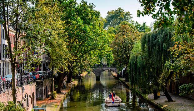 Citytrip à Utrecht avec accès au Spa (à partir de 2 nuits)